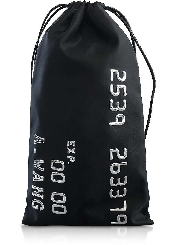 Alexander Wang 2038P0567T001 Polyamide Handbag BLACK