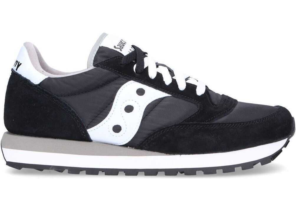 Saucony Jazz Black White BLACK