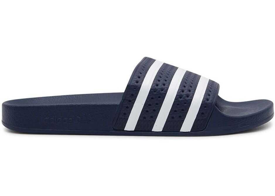 adidas 288022 Rubber Sandals BLUE