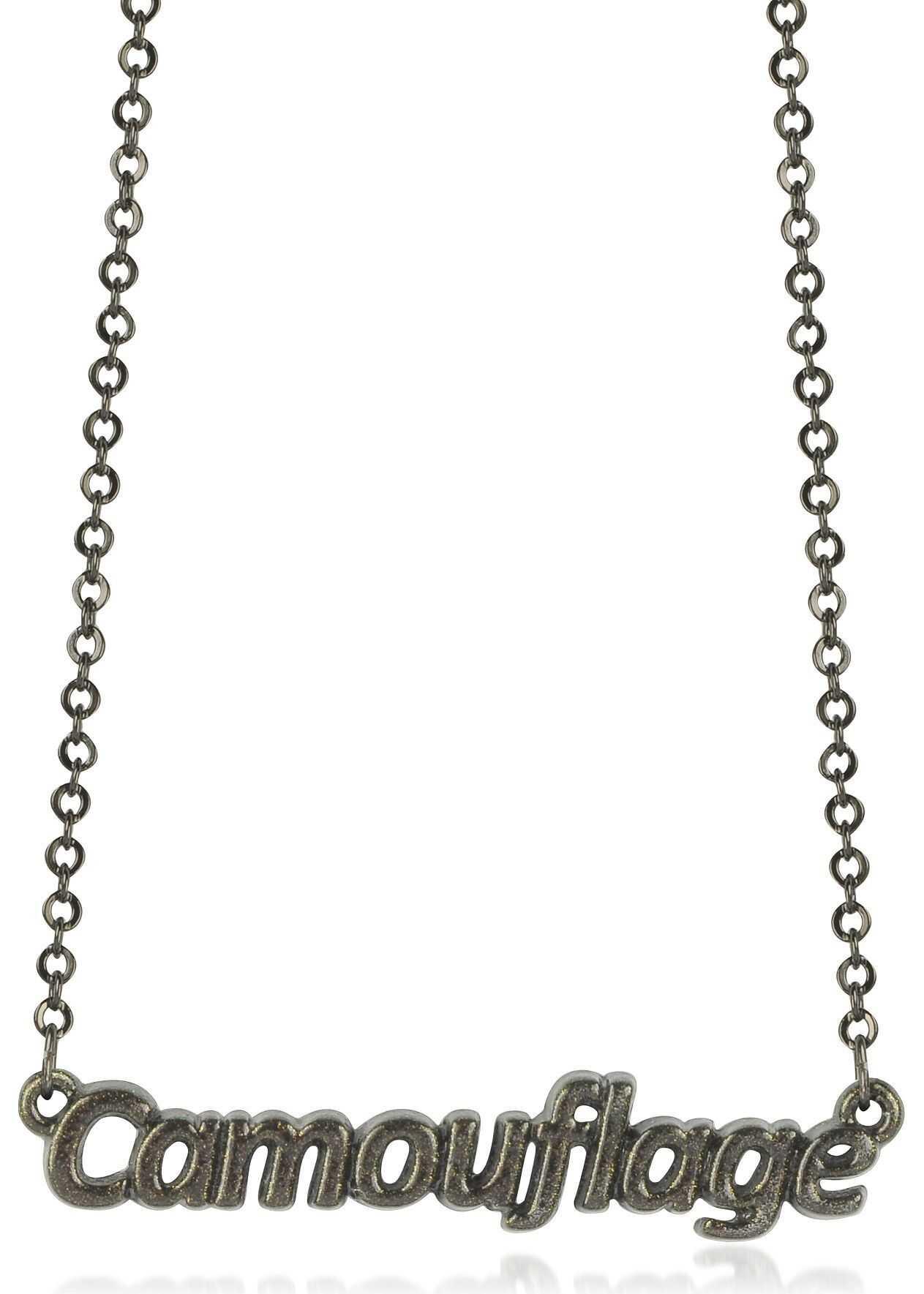 Patrizia Pepe Metal Necklace GREEN