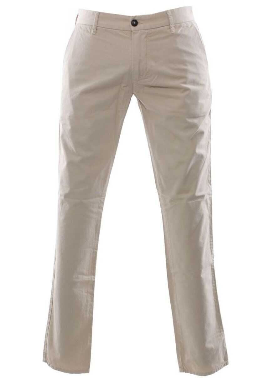 Armani Jeans Cotton Pants BEIGE