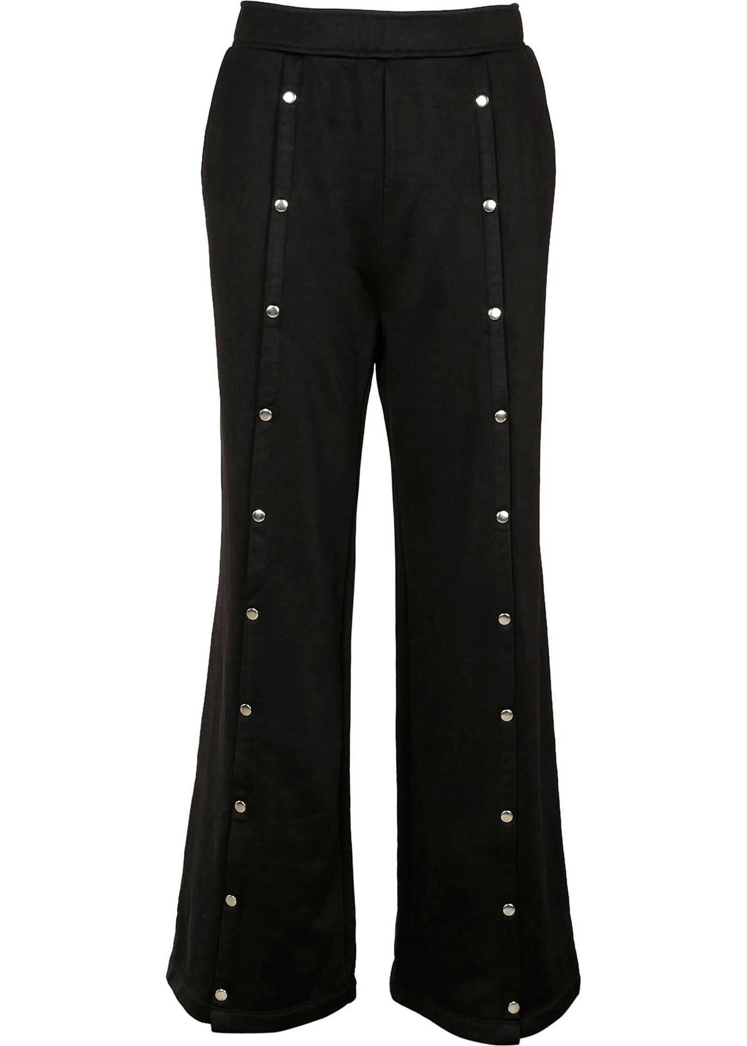 Alexander Wang 4C374002C1001 Polyester Pants BLACK
