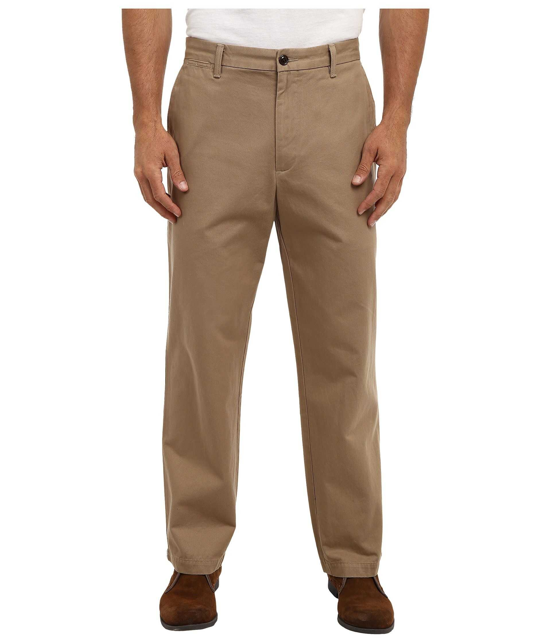Dockers Mens Game Day Khaki D3 Classic Fit Flat Front Pant Cincinnati - New British Khaki