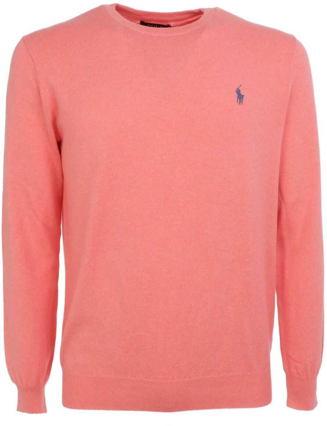 Ralph Lauren Cotton Sweater PINK