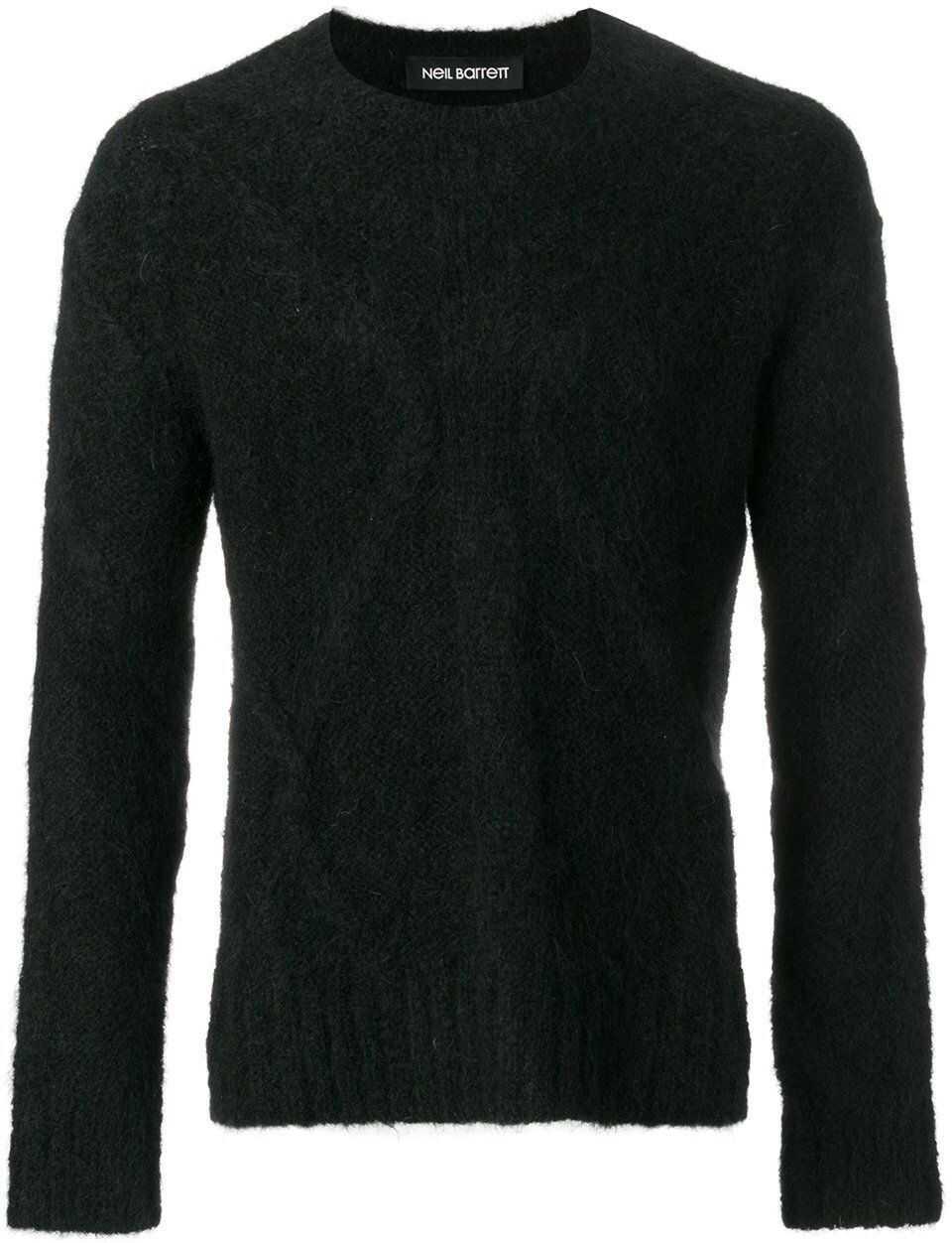 Neil Barrett Wool Sweater BLACK