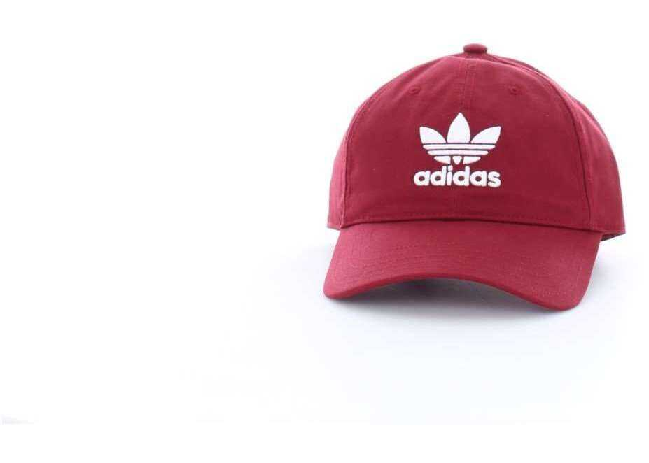 adidas Cd8804 Cotton Hat BURGUNDY