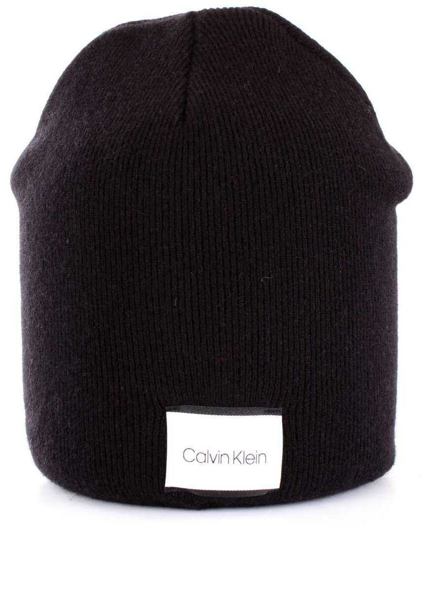 Calvin Klein K50K504118001 Cotton Hat BLACK