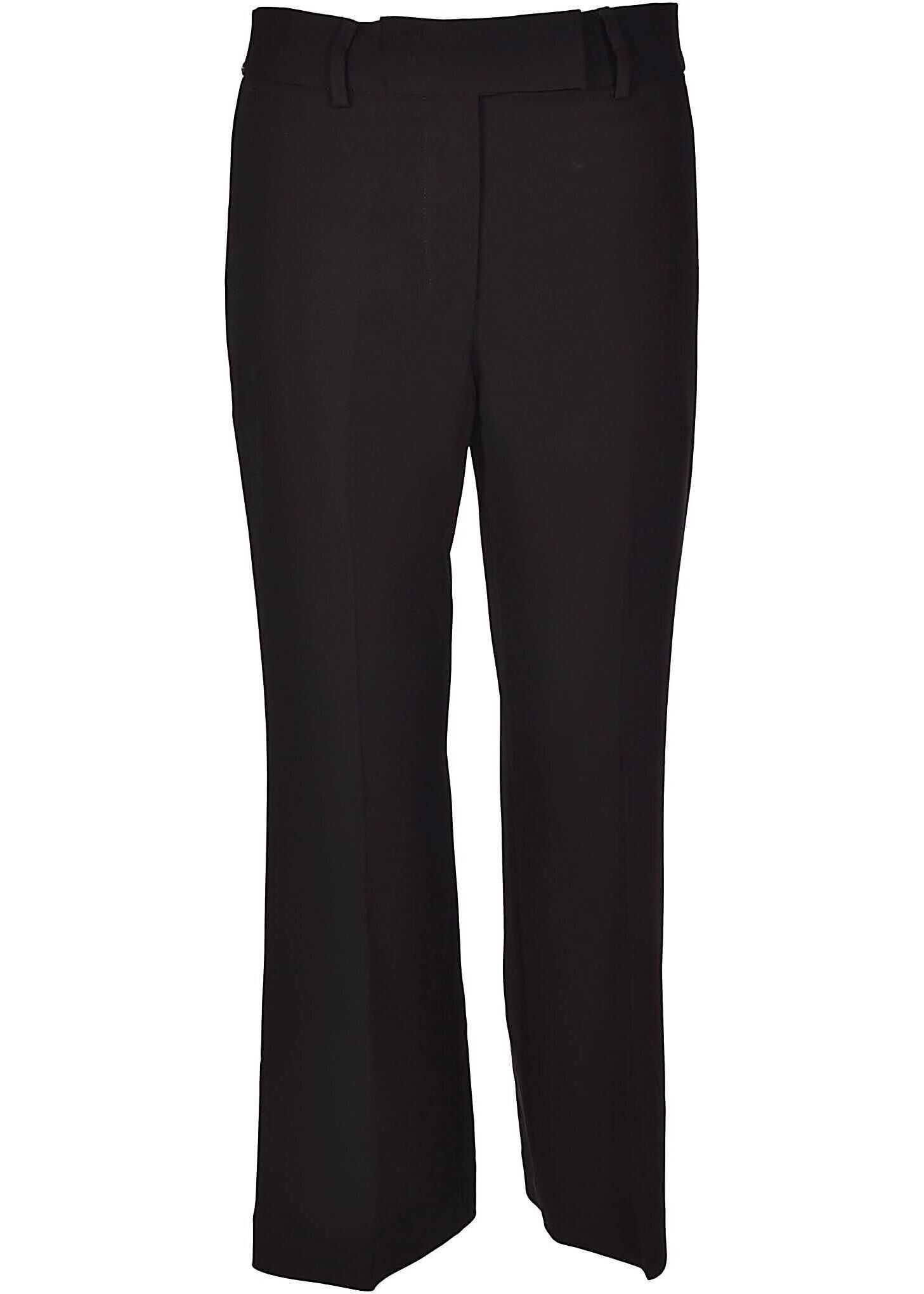 Michael Kors Viscose Pants BLACK