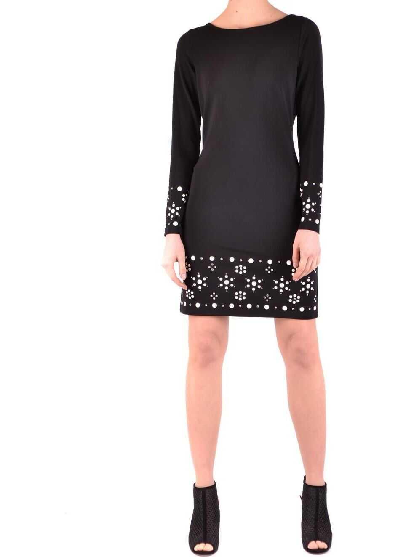 Michael Kors Viscose Dress BLACK