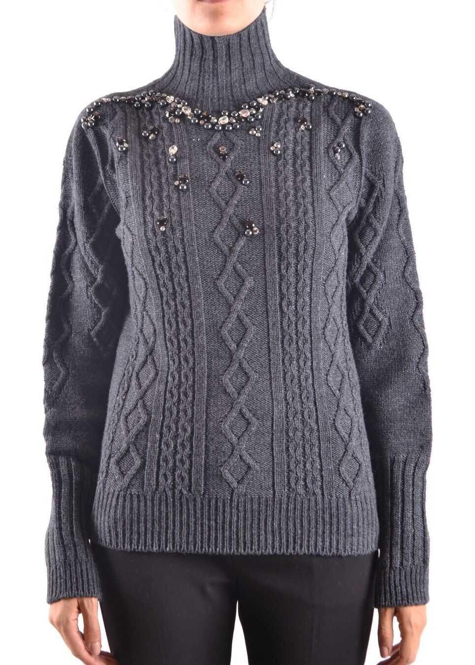 Pinko Wool Sweater GREY