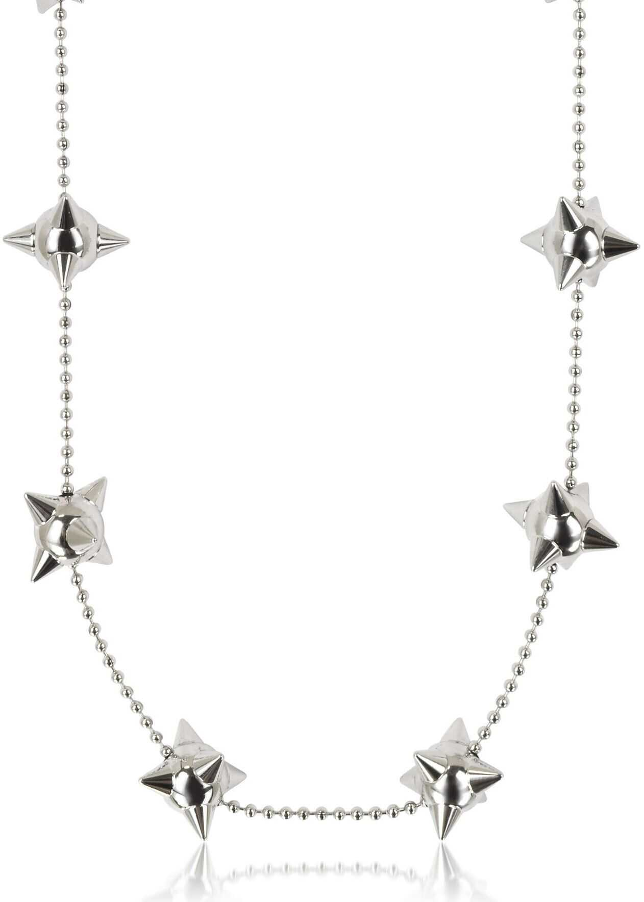 DSQUARED2 Metal Necklace SILVER