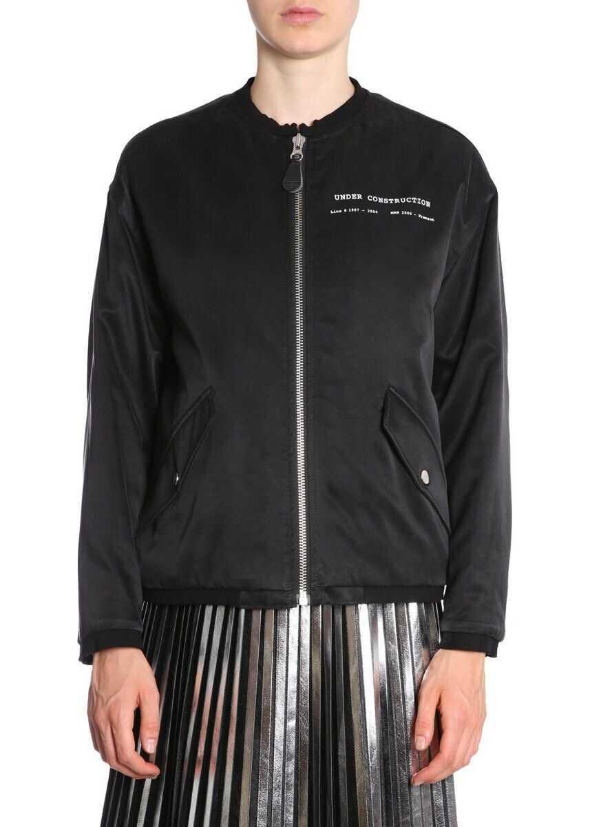 Maison Margiela Viscose Jacket BLACK