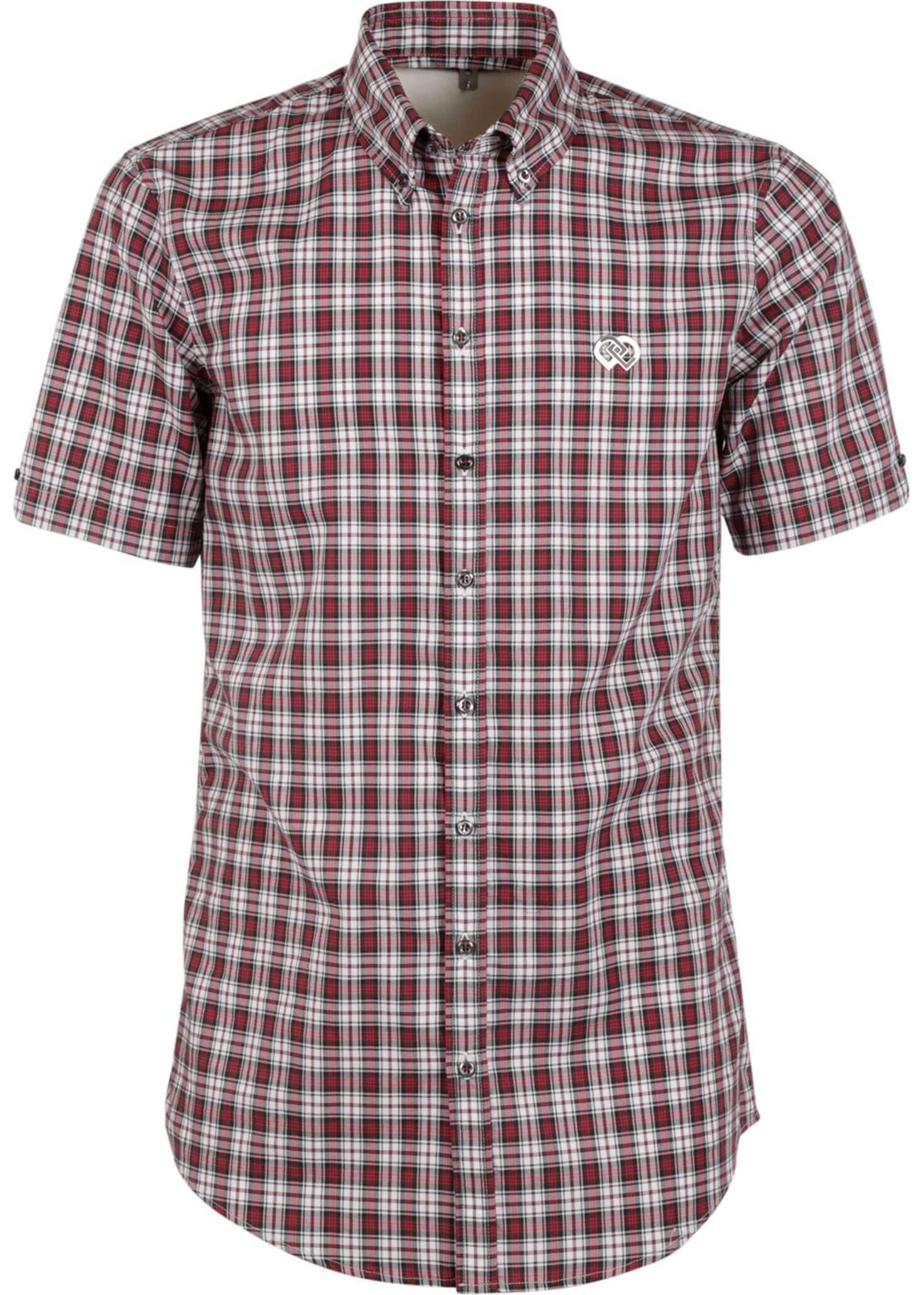 DSQUARED2 Cotton Shirt MULTICOLOR