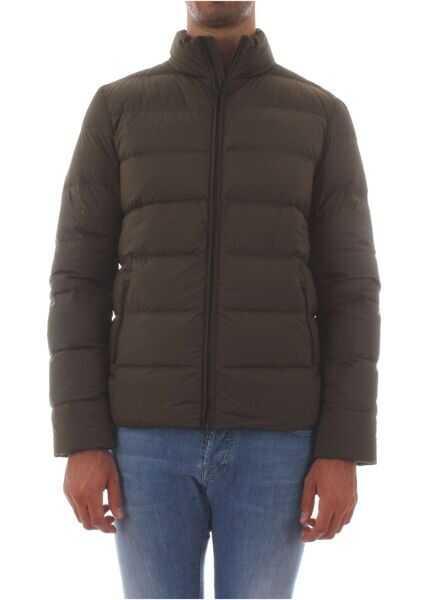 Geci Barbati Woolrich Polyamide Down Jacket