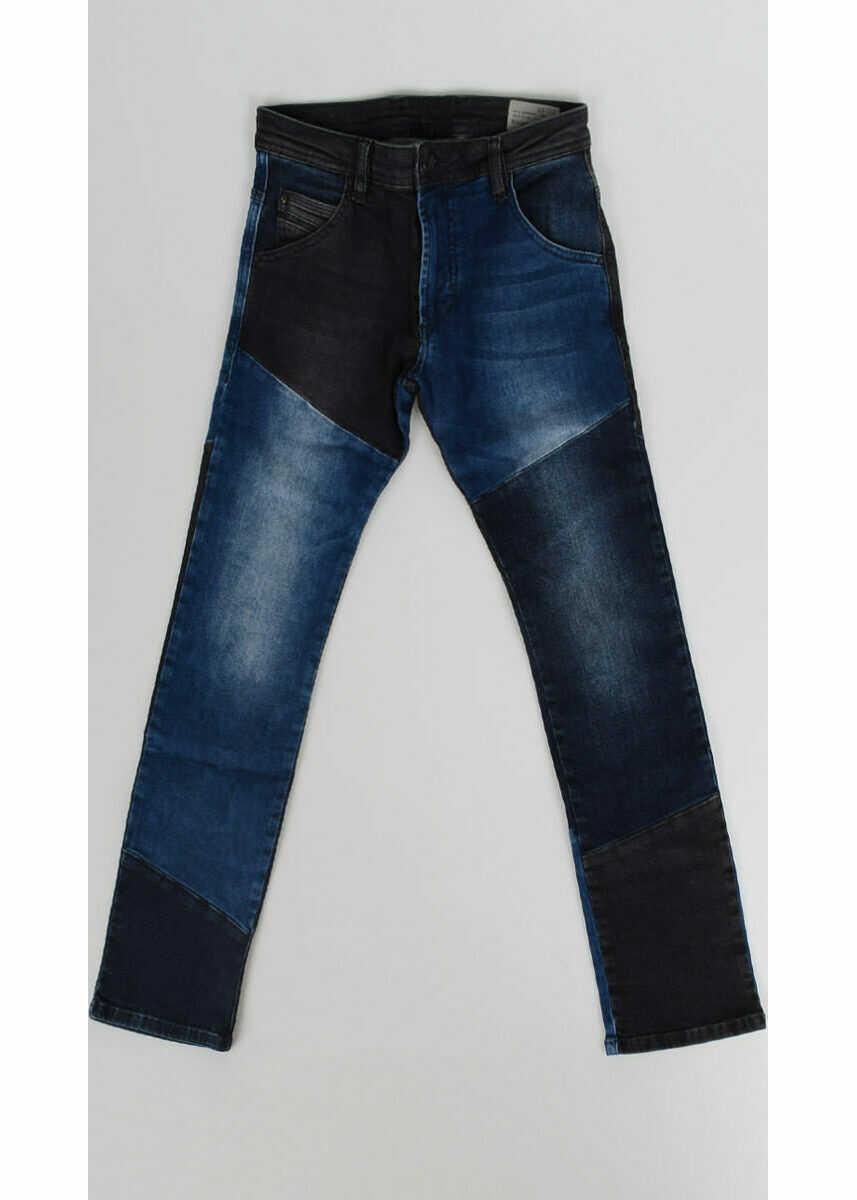 Blugi Fete Diesel Kids Stretch Denim KROOLEY Jeans