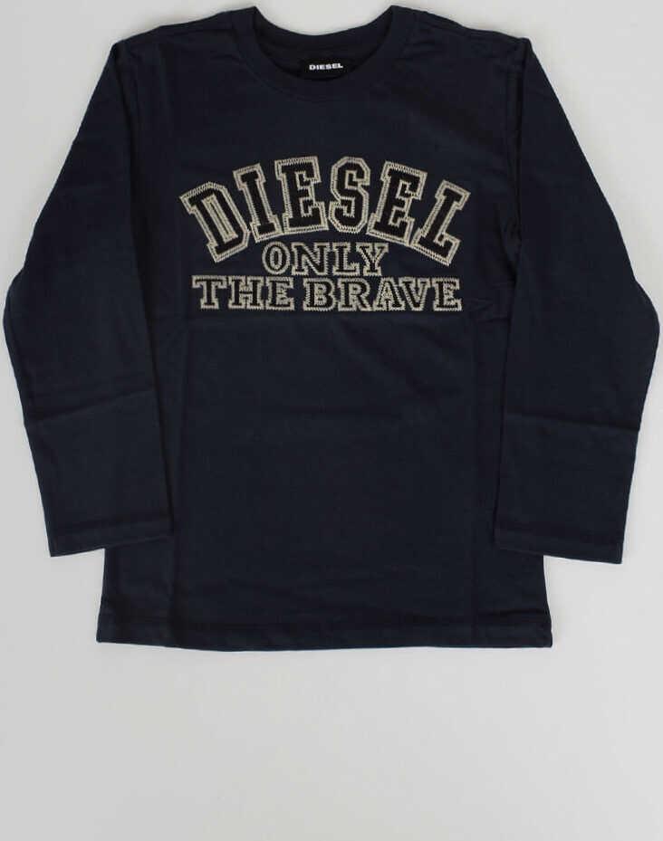Diesel Kids Long sleeves TIPPI T-SHIRT N/A