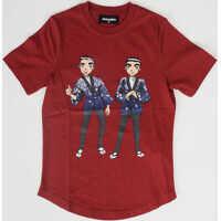Tricouri Cotton Jersey T-shirt Fete