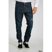 Blugi 17cm Stretch Denim SEXI TWIST Jeans Barbati
