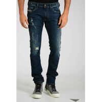 Blugi 18cm Slim Skinny fit THAVAR L.32 Jeans Barbati