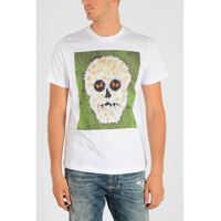 Tricouri Diesel Floral skull T-JOE-QM T-SHIRTS