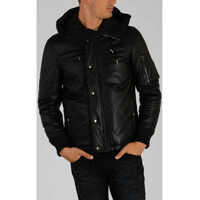 Geci de Piele BLACK GOLD Leather LAVIE Jacket Barbati