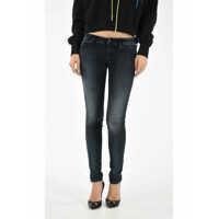 Blugi 12cm SKINZEE-LOW-S L.32 Jeans Low rise Femei