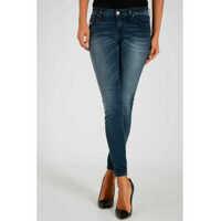 Blugi 11cm Stretch SKINZEE-LOW-ZIP L.32 Jeans Femei