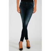 Blugi D.N.A. 13cm SKINZEE-LOW-ZIP L.32 Low Waist Jeans Femei