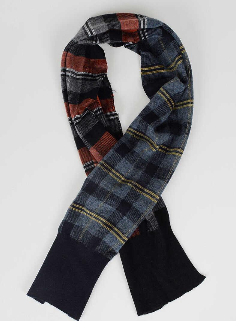 adidas by Stella McCartney Virgin Wool Scarf MULTICOLOR
