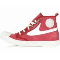 Tenisi & Adidasi Diesel Cotton and Leather DRAAGS54 High Sneakers