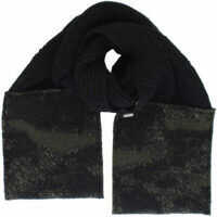 Esarfe Wool Blend K-WALTER Scarf with camouflage details Barbati