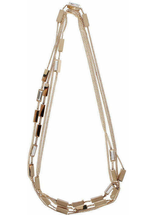 DSQUARED2 Necklace with Strass N/A