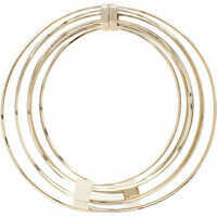 Coliere Brass Necklace Femei