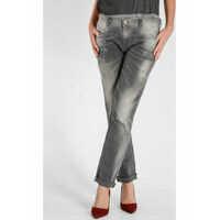 Blugi 16 cm Stretch Denim BELTHY Jeans Femei