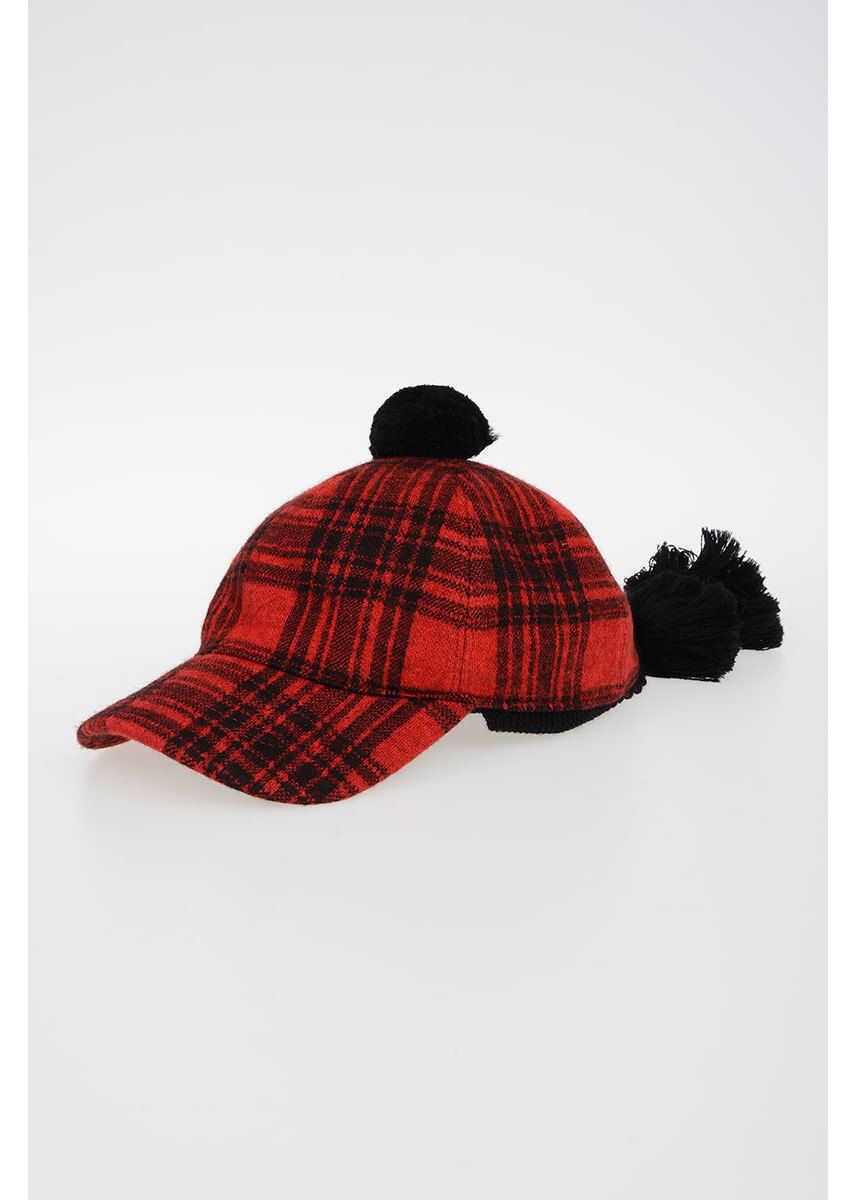 Gucci Cotton Blend Hat N/A