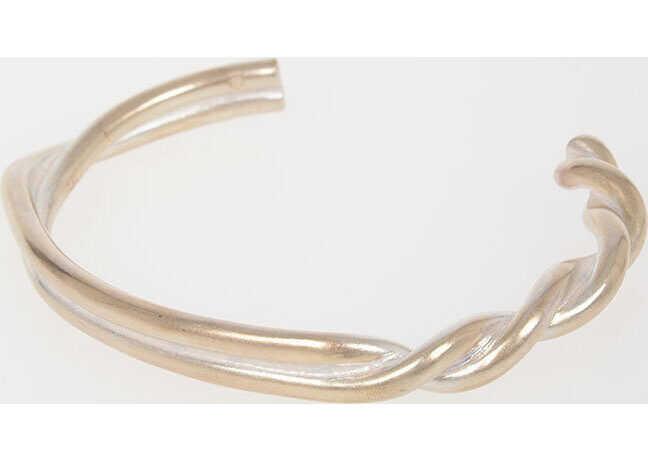 Maison Margiela Rigid silver Bracelet SILVER
