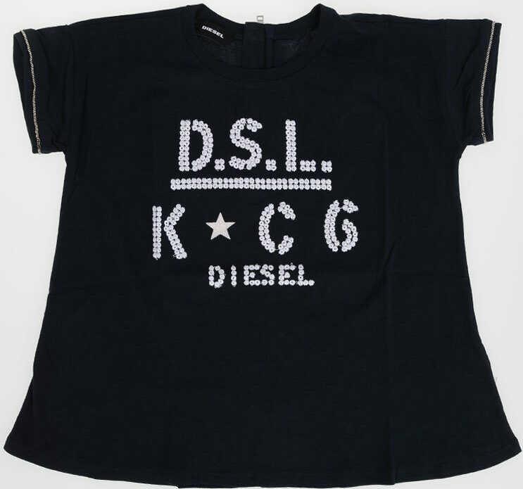 Diesel Kids Cotton TATADE T-shirt N/A