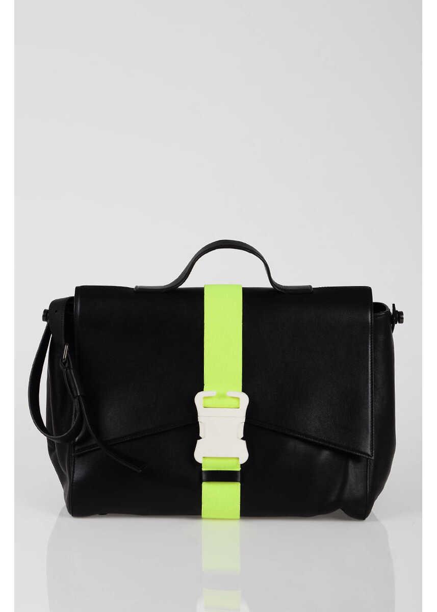 Christopher Kane Leather Bag BLACK