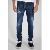 Blugi DSQUARED2 Stretch Denim Jeans
