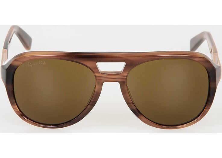 DSQUARED2 ROB Sunglasses BROWN
