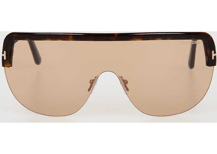 Tom Ford ANGUS Sunglasses BROWN