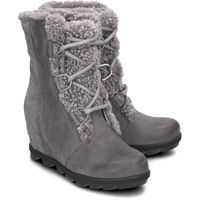 Botine Joan Of Arctic Wedge II Shearling Femei