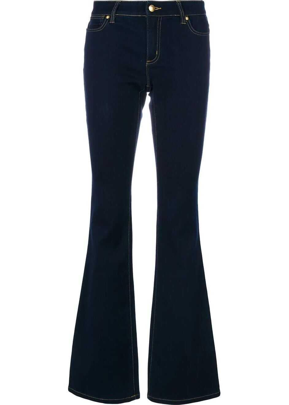 Michael Kors Cotton Jeans BLUE