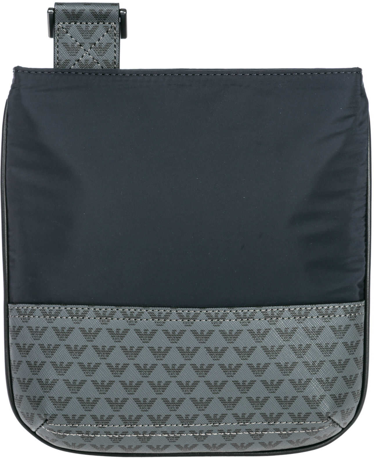 Emporio Armani Shoulder Bag Y4M185YME4J83194 Black imagine b-mall.ro