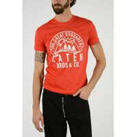 Tricouri Printed T-shirt Barbati