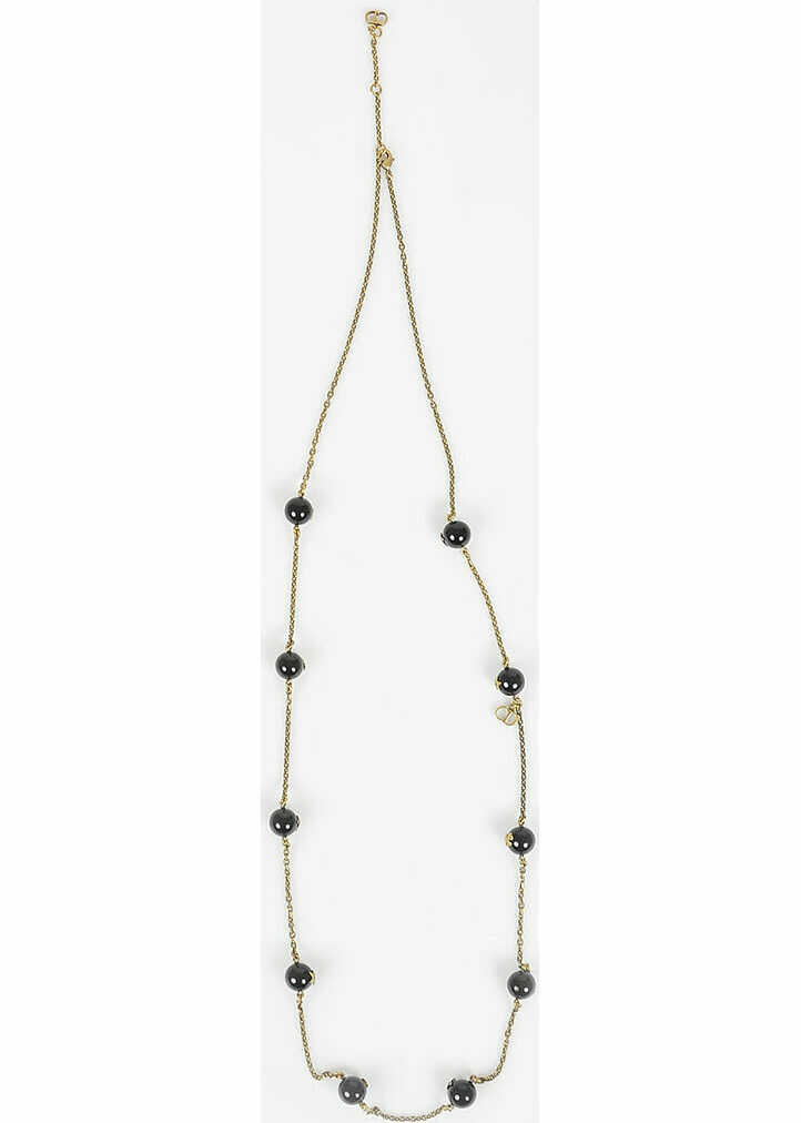 Coliere Dama Dior Necklace with Pearl