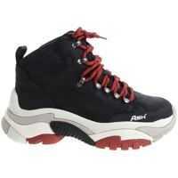 """Tenisi & Adidasi ASH """"alfa"""" Black Sneakers"""