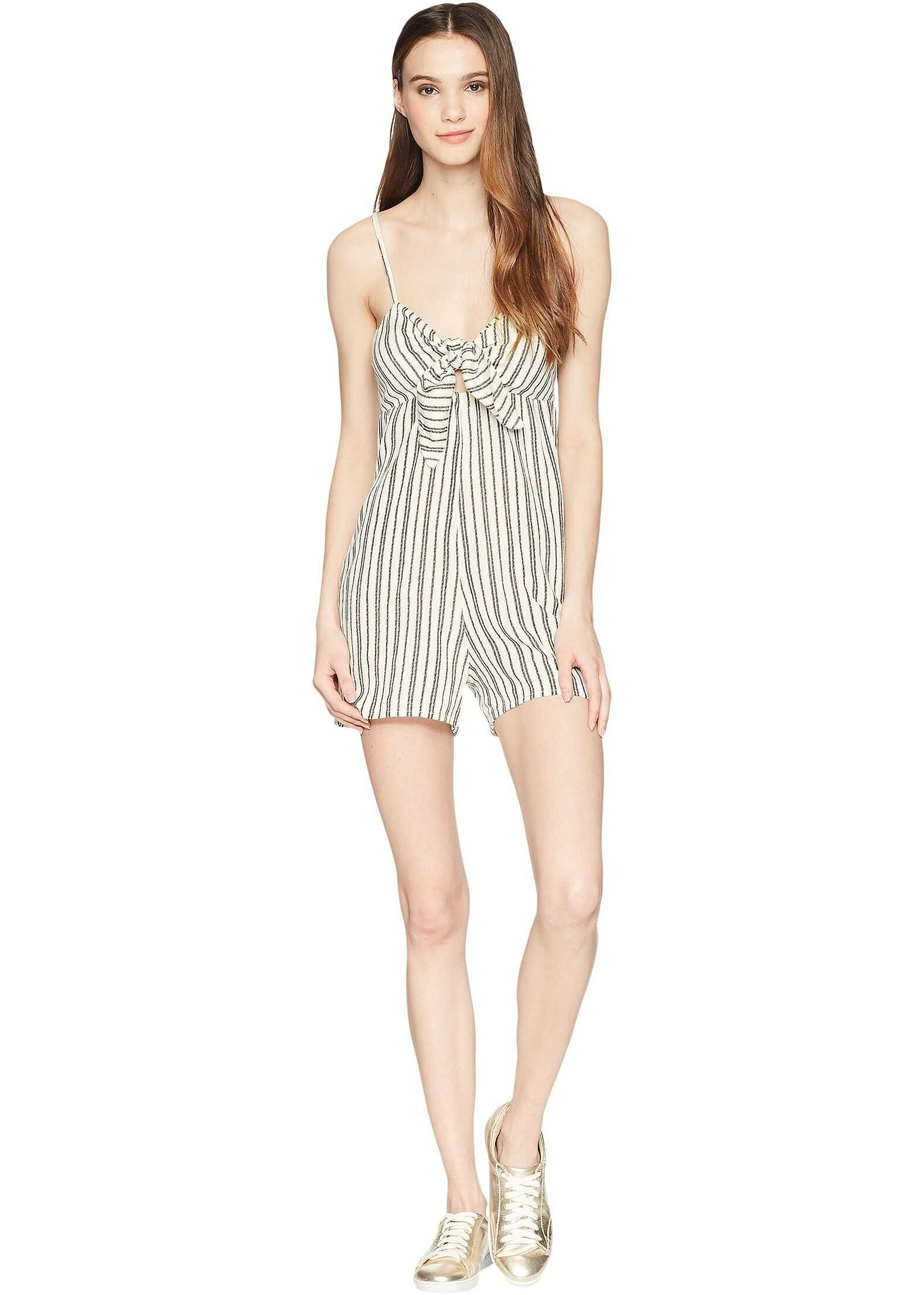 Billabong Twist and Jump Romper White Cap
