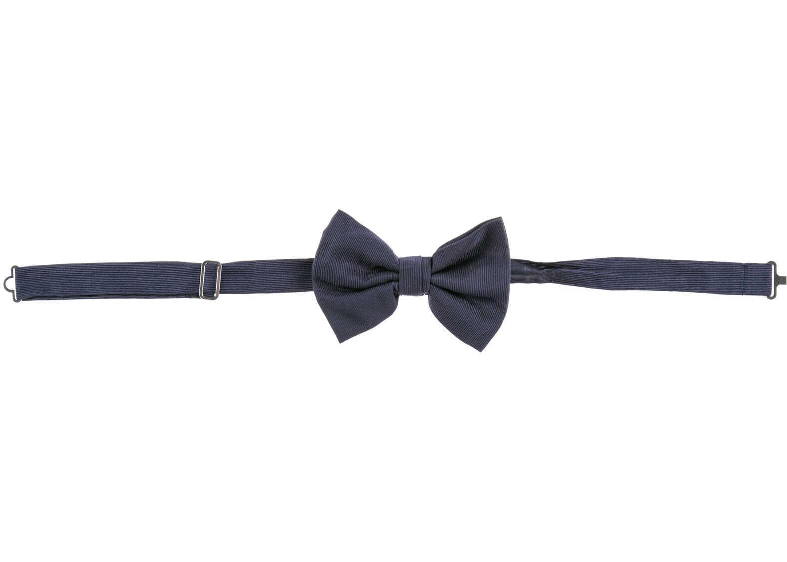 Emporio Armani Bow Tie Blue