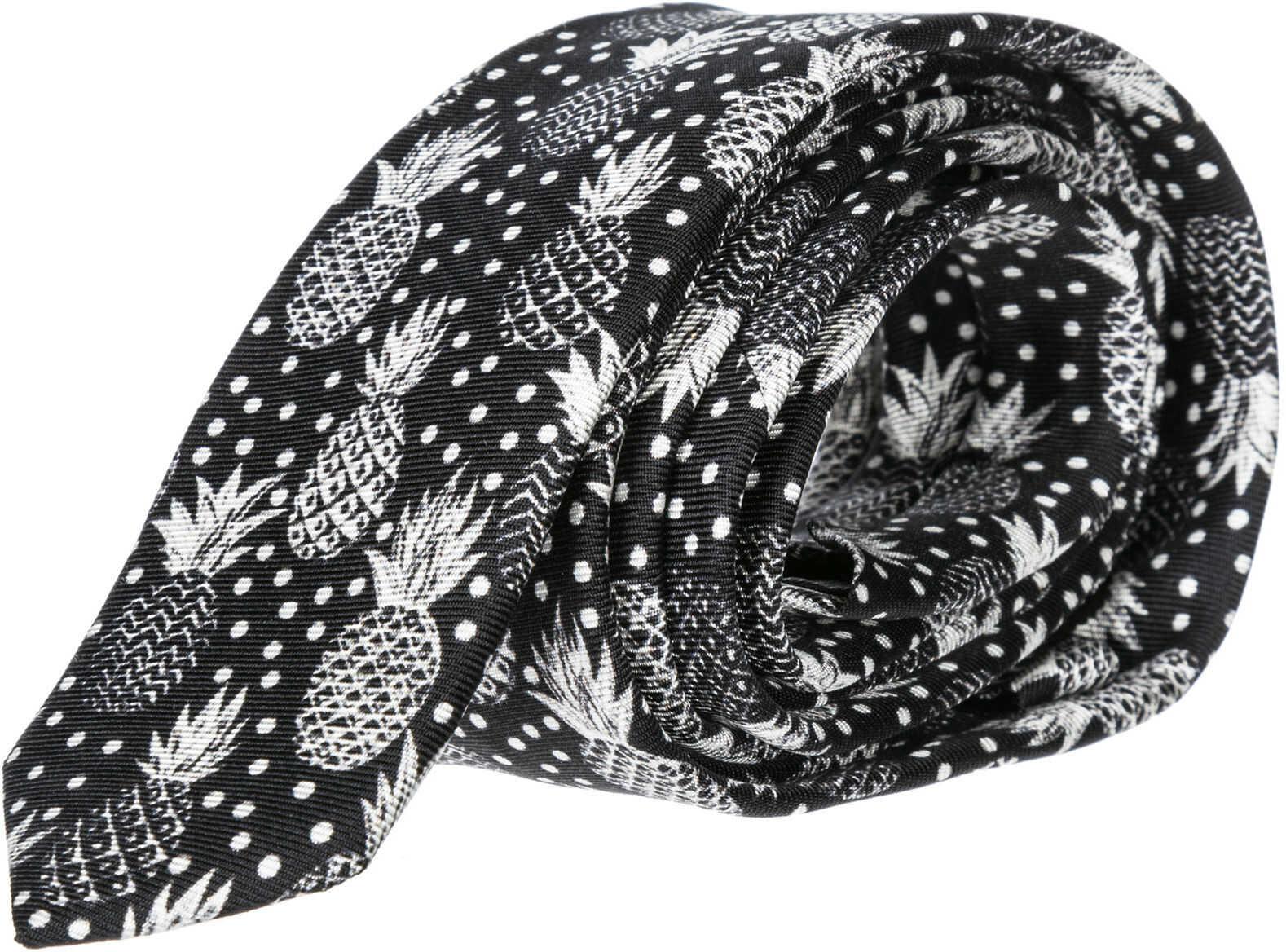 Dolce & Gabbana Tie Necktie Black